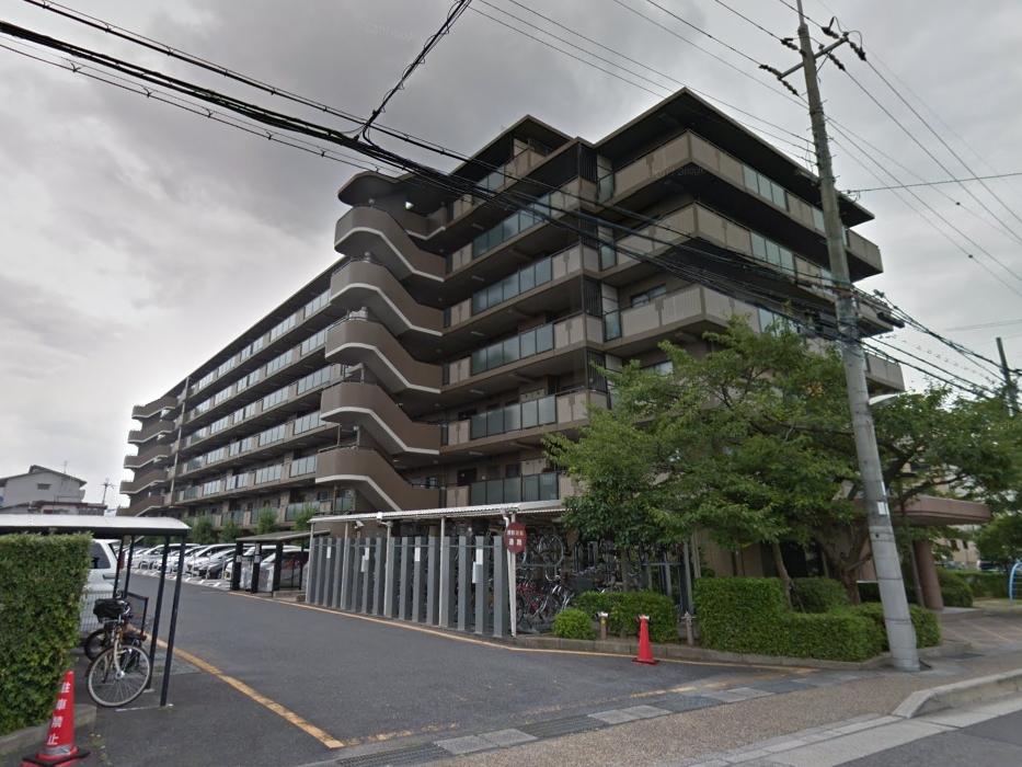 ユニハイム草津 7階外観写真