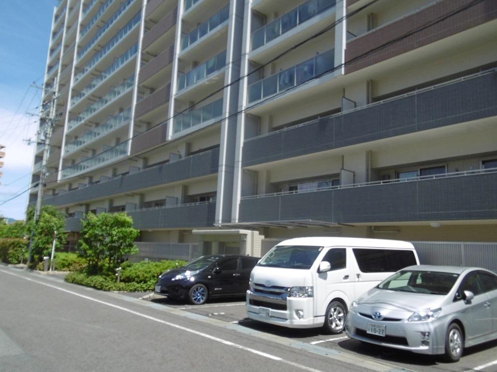 シャリエパークナード南草津 5階その他の外観及び共用部の写真