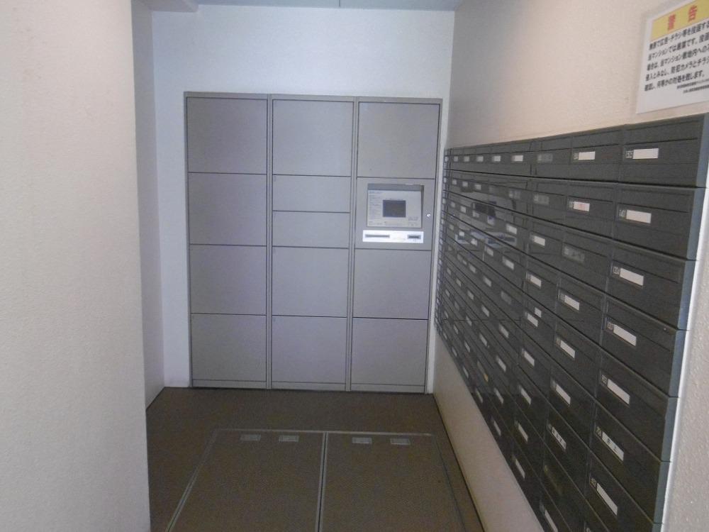 ブリリア南草津駅前(7階)の共用部写真