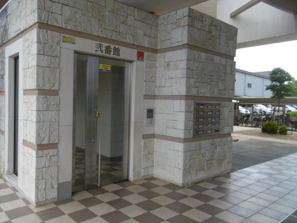 ベルヴィ南草津弐番館その他の外観及び共用部の写真