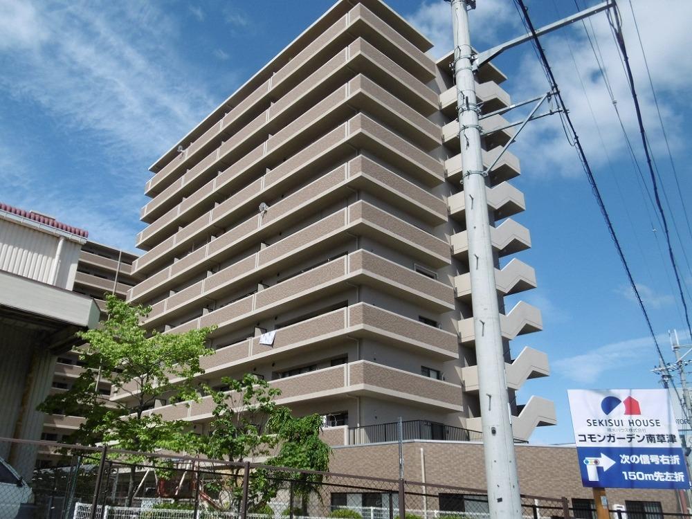 ベルヴィ南草津弐番館(3階)の外観写真
