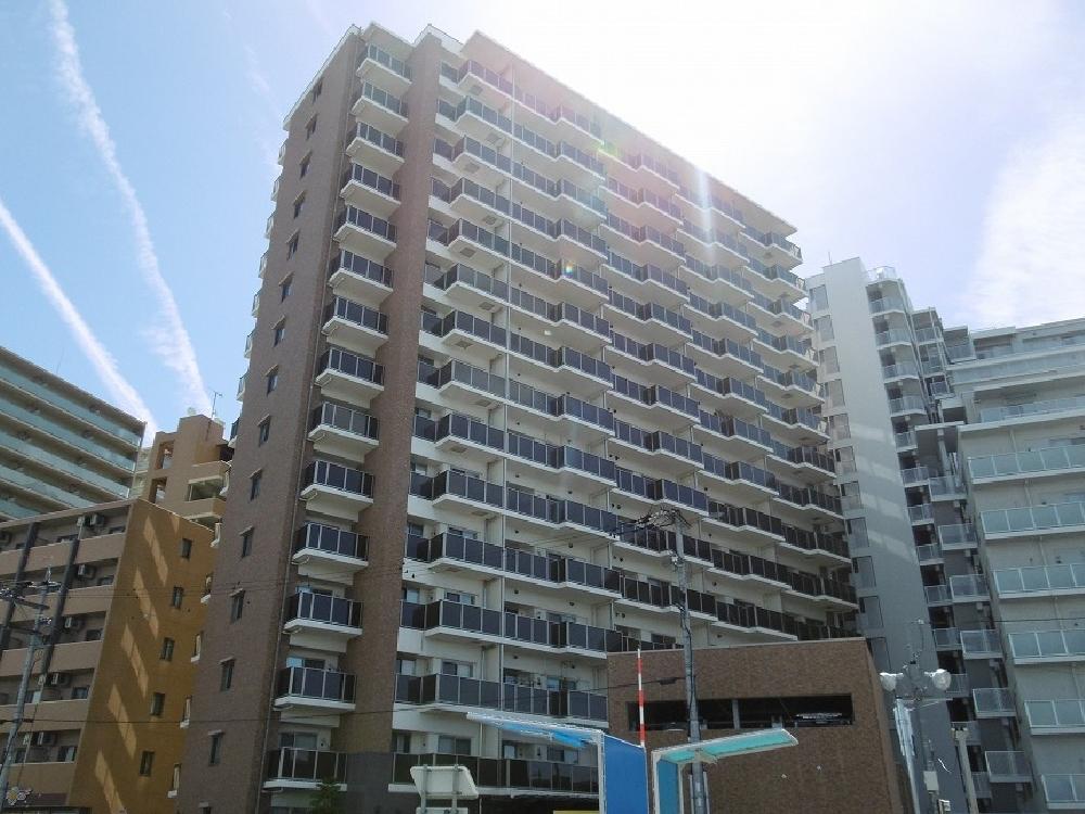 レジェ南草津2(3階)の外観写真