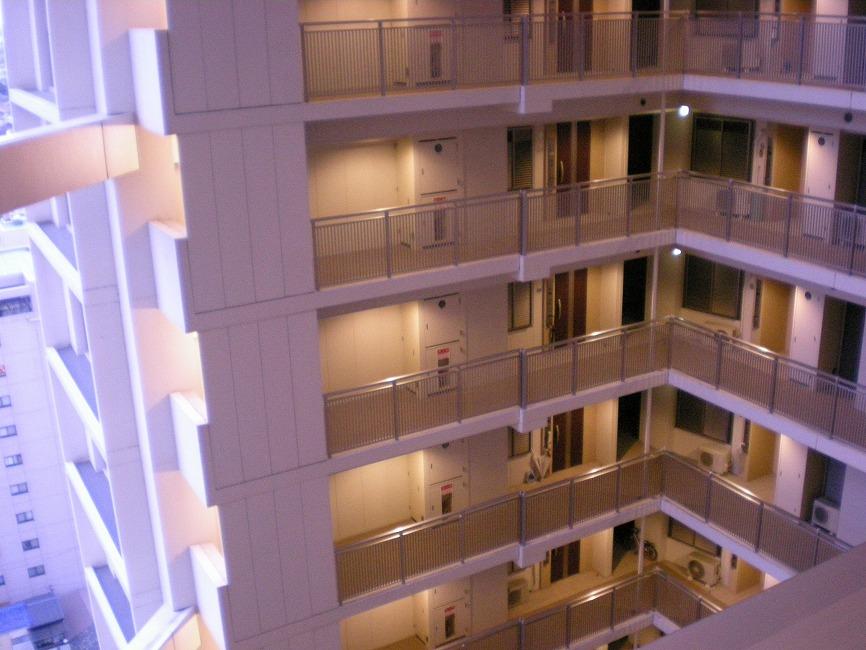 リーデンスタワー草津の共用部写真