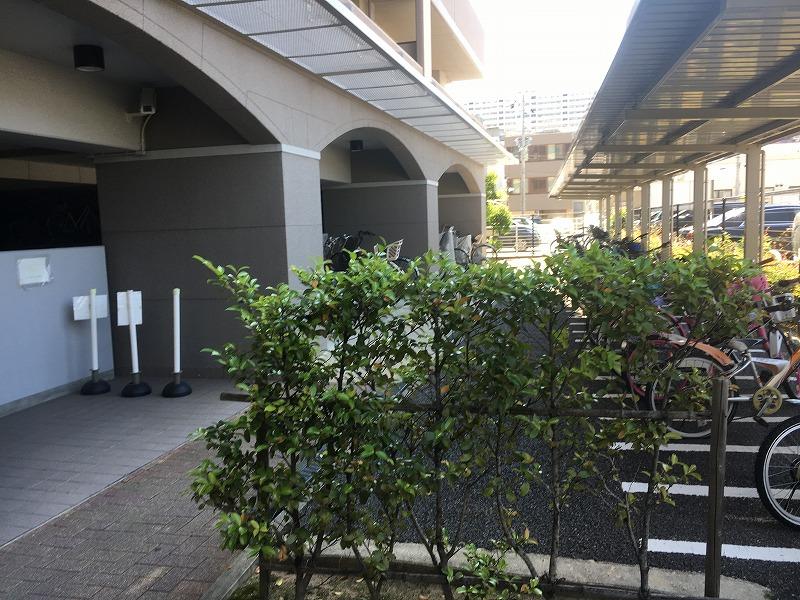 ユニハイム草津ユトリオやすらぎ館の共用部写真