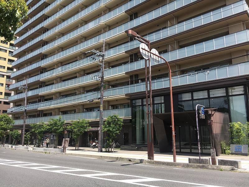 プレサンスロジェ草津 16階その他の外観及び共用部の写真