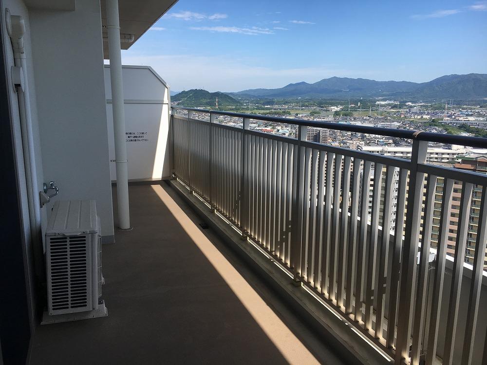 ザ・草津タワー室内写真