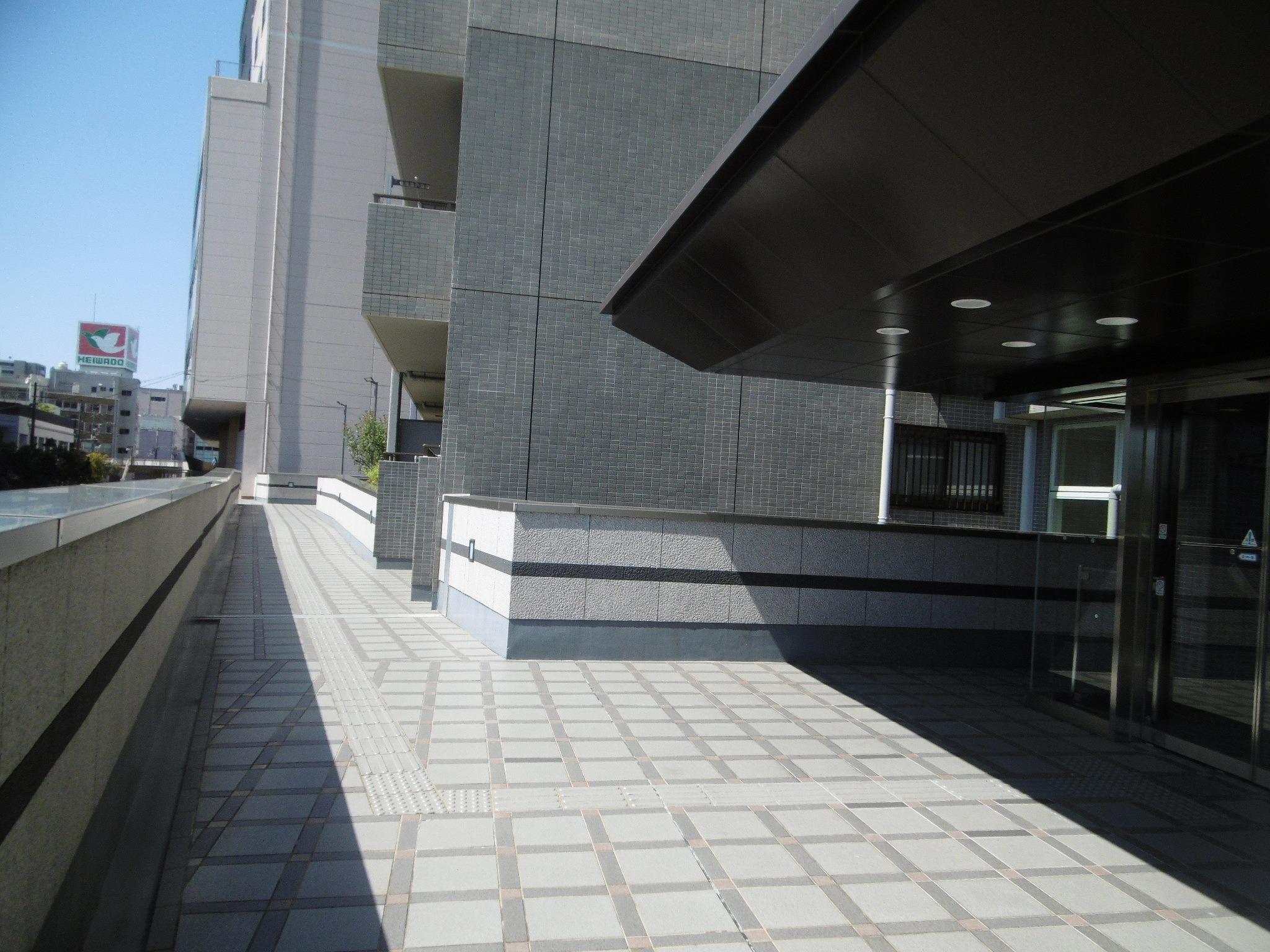 ローレルコート草津の共用部写真
