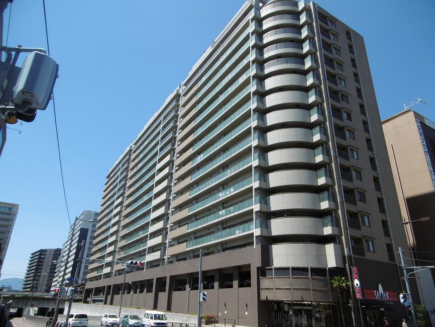 ローレルコート南草津(12階)の外観写真