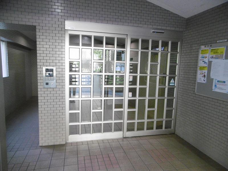 ファミールハイツ草津1番館の共用部写真