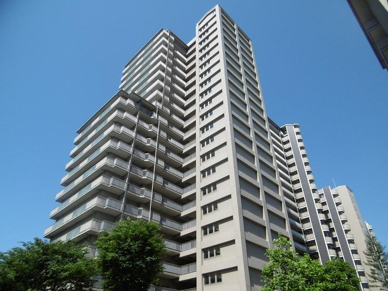 ファミールハイツ草津2番館 20階外観写真
