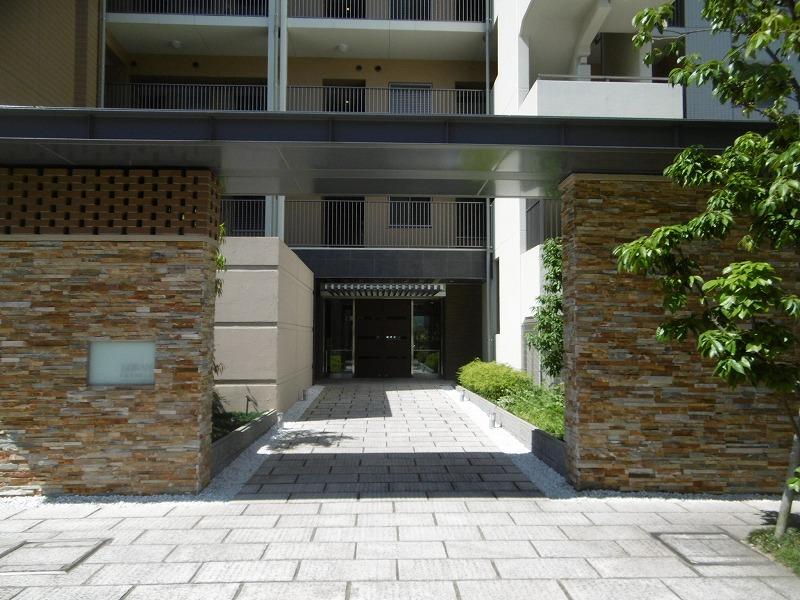 ジェイグランフレシア草津西大路(6階)の共用部写真