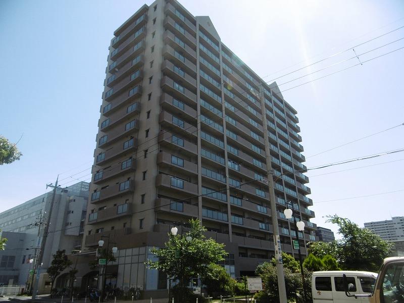 ユニハイム草津ユトリオやすらぎ館(7階)の外観写真