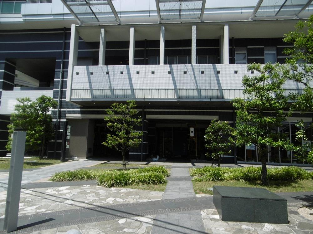 ザ・草津タワーの共用部写真