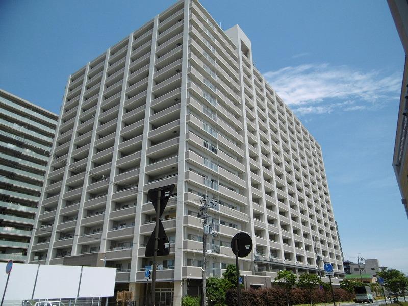 マーメイドシティ草津の外観写真