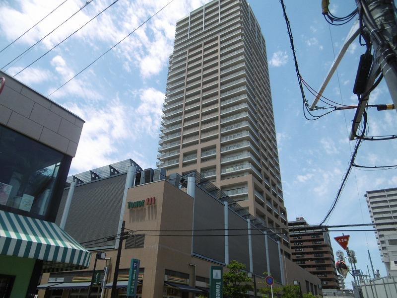 リーデンスタワー草津(25階)の外観写真