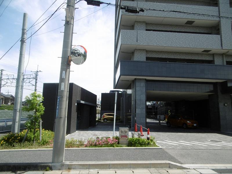 エスリード栗東駅前パークレジデンスの共用部写真