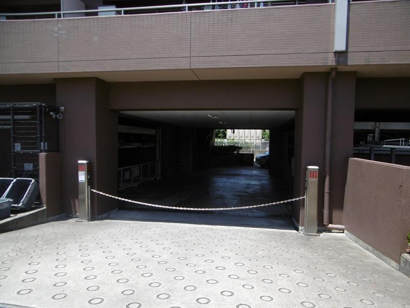 グレーシィ栗東エクサーブの共用部写真