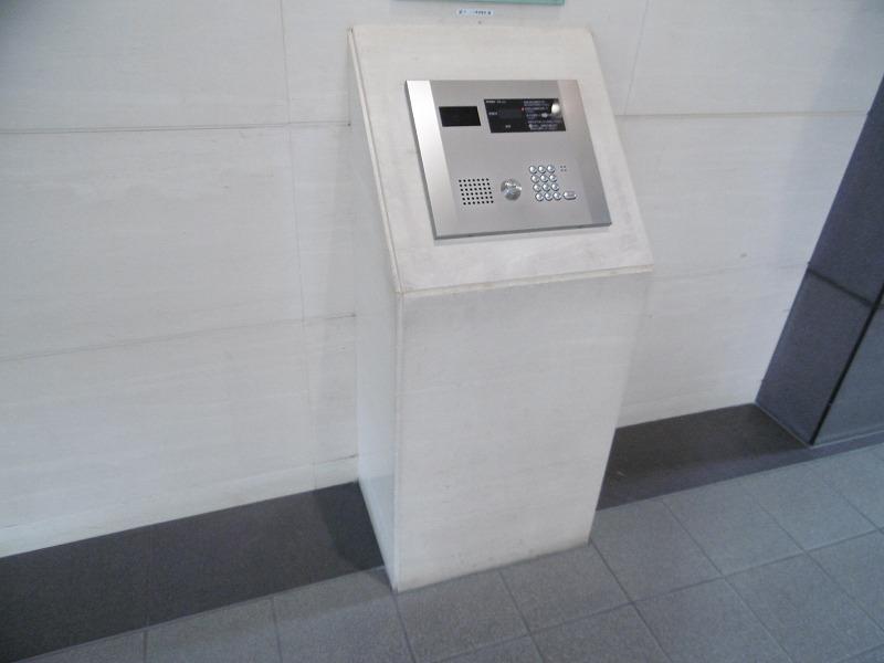 サーパス栗東駅前の共用部写真