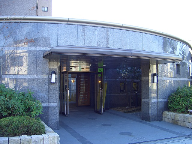 シャリエ草津大路(1階)の共用部写真