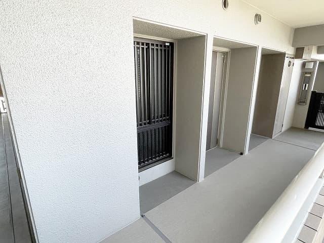 シャリエ草津大路(6階)の共用部写真